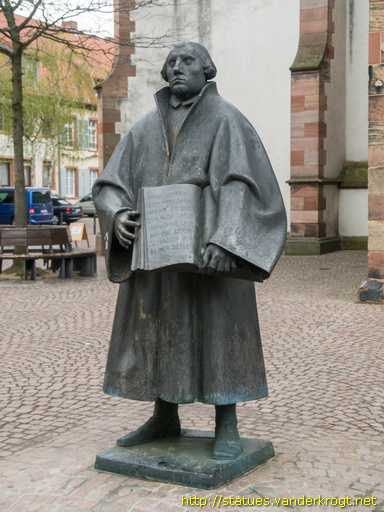 Landau in der Pfalz /  Martin Luther