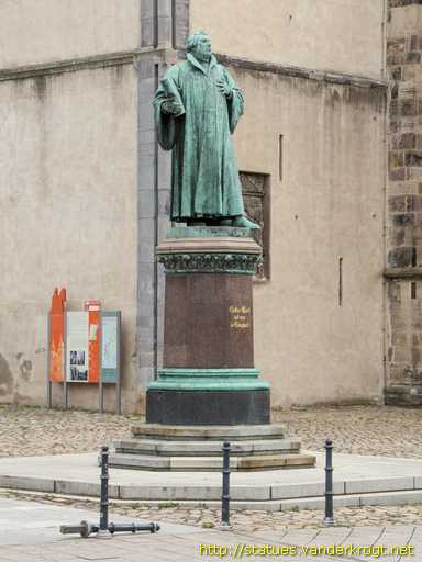 Magdeburg /  Martin Luther