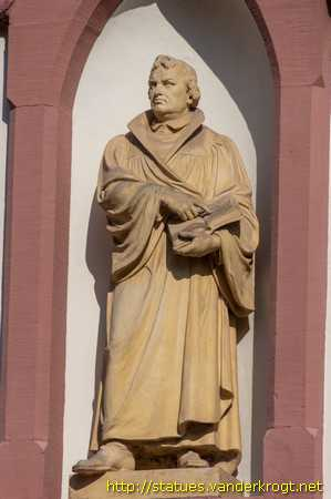 Eisenach /  Martin Luther