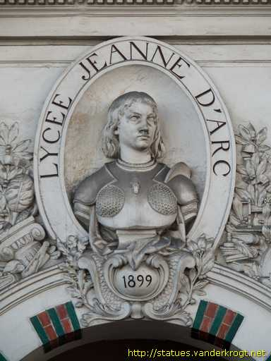 Clermont-Ferrand /  Jeanne d'Arc