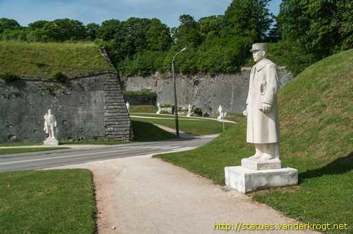 Verdun - Carrefour des Maréchaux
