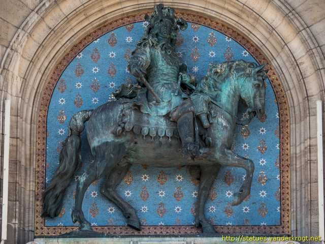 Dunkerque /  Louis XIV et Grand hommes Dunkerquois