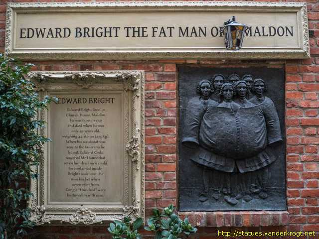 Maldon /  Seven Men in the Waistcoat of Edward Bright