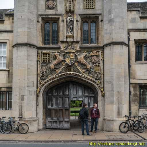 Cambridge /  Lady Margaret Beaufort