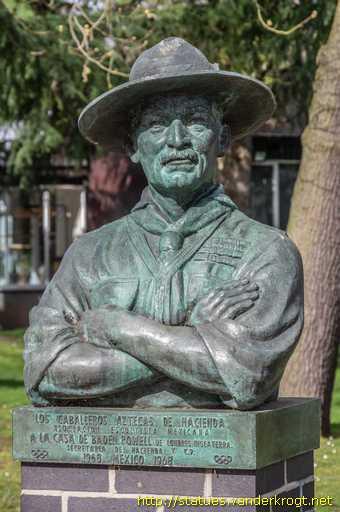 Waltham Abbey Robert Baden Powell