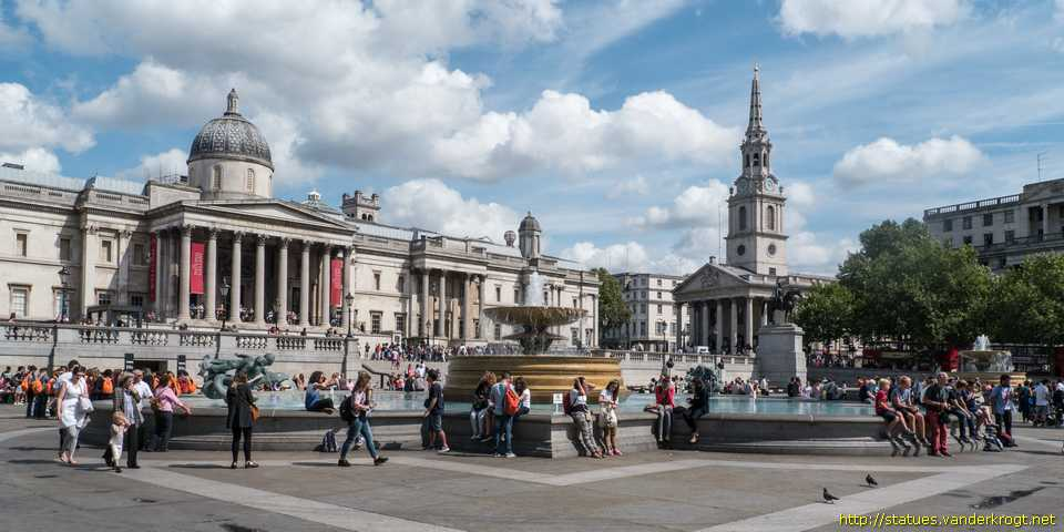 London /  Memorial Fountain to John Jellicoe