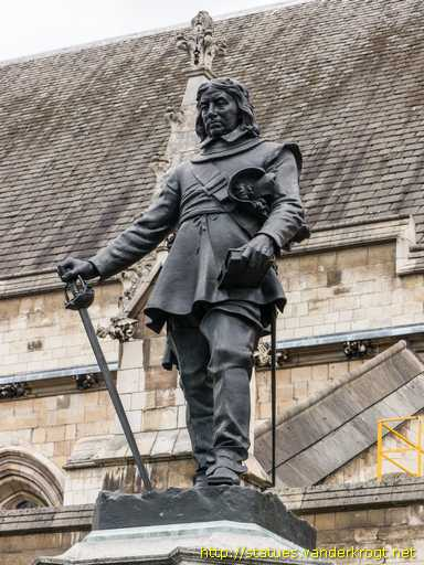 London /  Oliver Cromwell