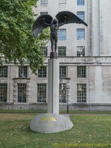 London /  Fleet Air Arm Memorial (Daedalus)