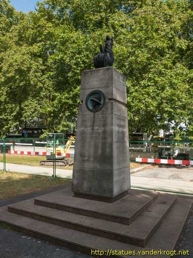 London /  Chindit Memorial