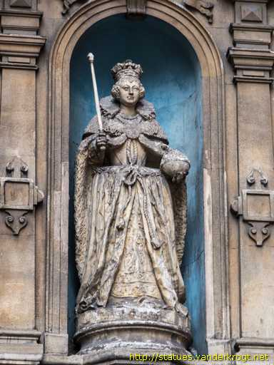 London /  Queen Elizabeth I