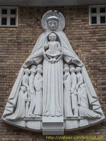 London /  Our Lady of Mercy