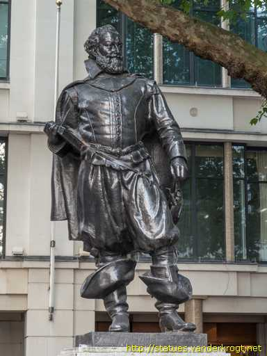 London /  Captain John Smith