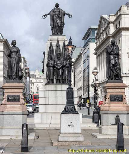 London /  Guards Crimean War Memorial