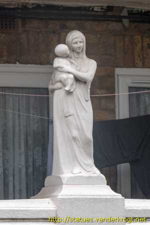 London /  Saint Mary and Child
