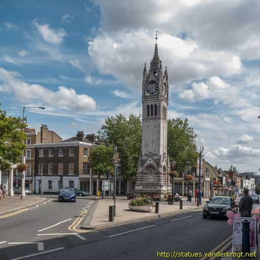 Gravesend /  Jubilee Clock Tower