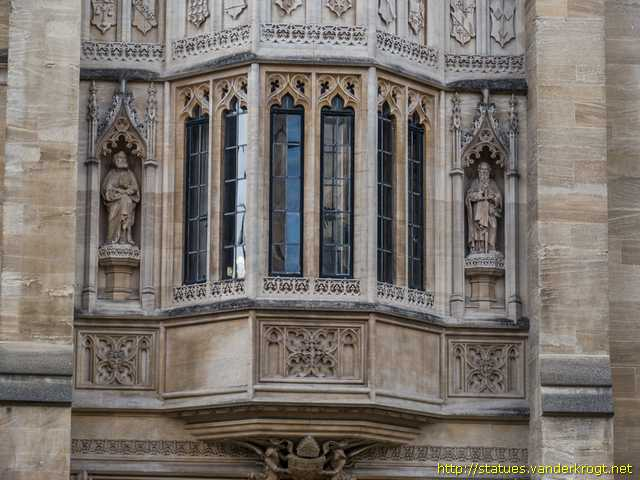 Oxford /  Sts. Mary Magdalen, Peter and Paul