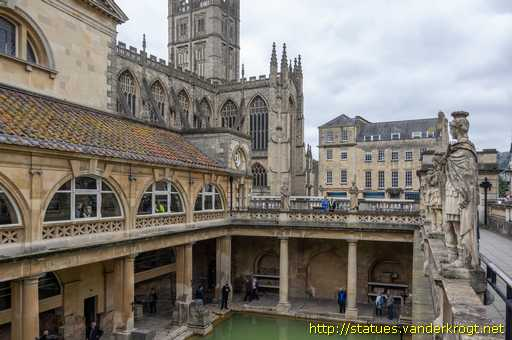 Bath /  Roman Emperors and Governors