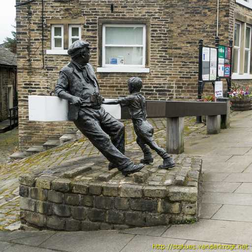 Sowerby Bridge /  Jack o' the Locks