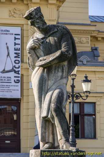 Zagreb Andrija Medulic