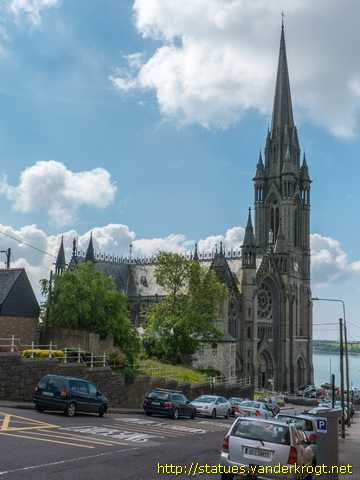 Cobh - <i>An C&#243;bh</i> /  Sculptures at St. Colman's Cathedral