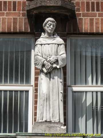 Cork - Corcaigh /  St. Francis of Assisi