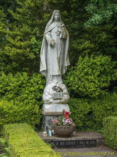 Knock - Cnoc Mhuire /  Saint Therese of the Child Jesus