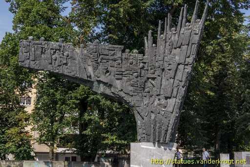 Ljubljana Spomenik Revolucije