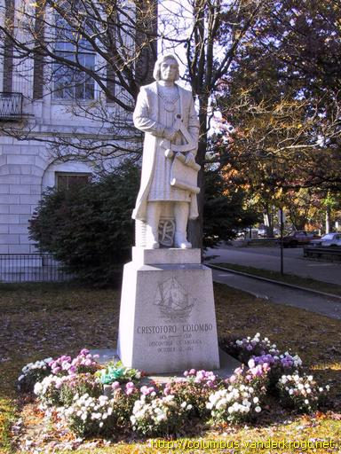 Waterbury /  Christopher Columbus
