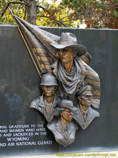 Cheyenne /  Wyoming Army and National Guard Memorial