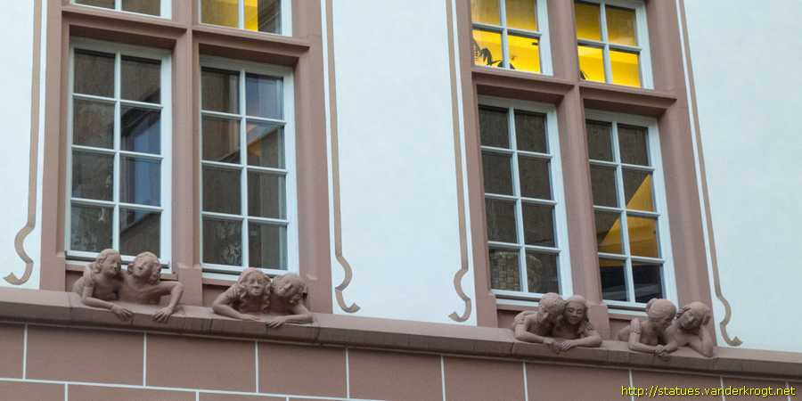 Mainz - Fenstergucker