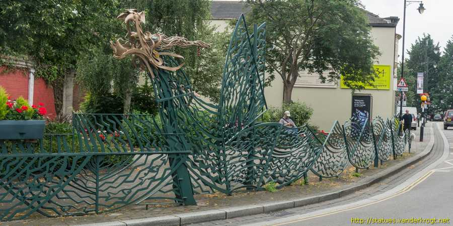 Sleaford / Dragon Fence
