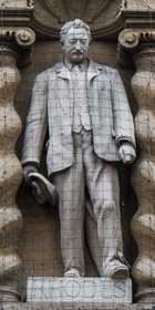 Oxford - Cecil Rhodes, Two Kings and Four Oriel College Alumni