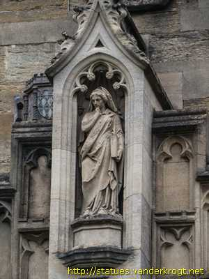 Oxford - Three Female Saints