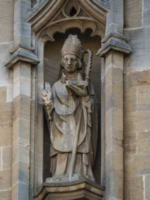 Oxford - Cardinal Thomas Wolsey and others