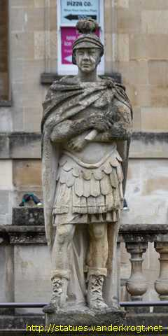 Bath - Roman Emperors and Governors