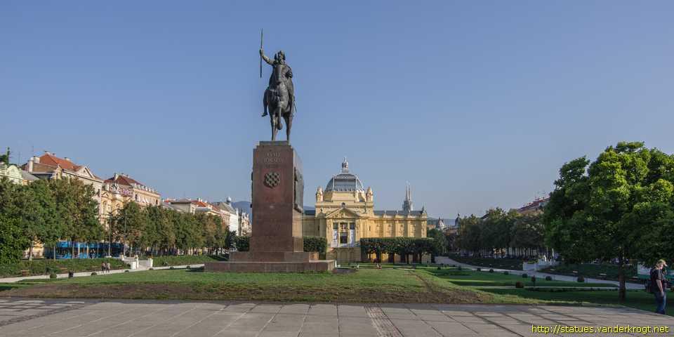 Zagreb Kralj Tomislav
